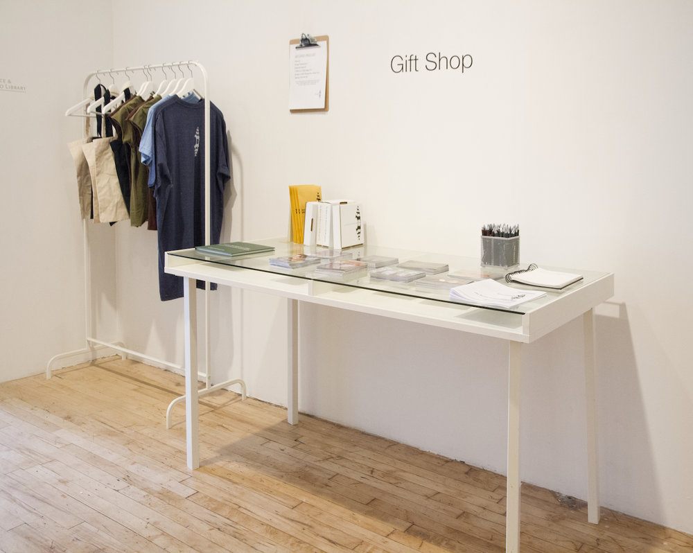 Installation View: Gift Shop