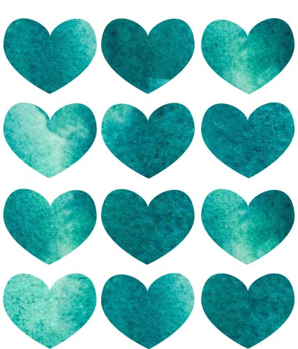 watercolorhearts aqua plain.jpg