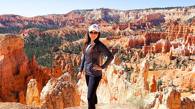 Bryce Canyon National Park, one of the national parks donated to in 2017