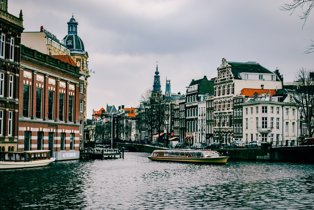 11. Amsterdam