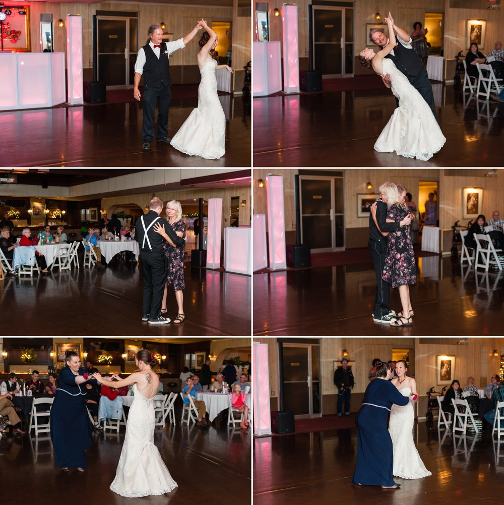 Wisconsin Wedding Photography, Riverside Ballroom Green Bay, WI