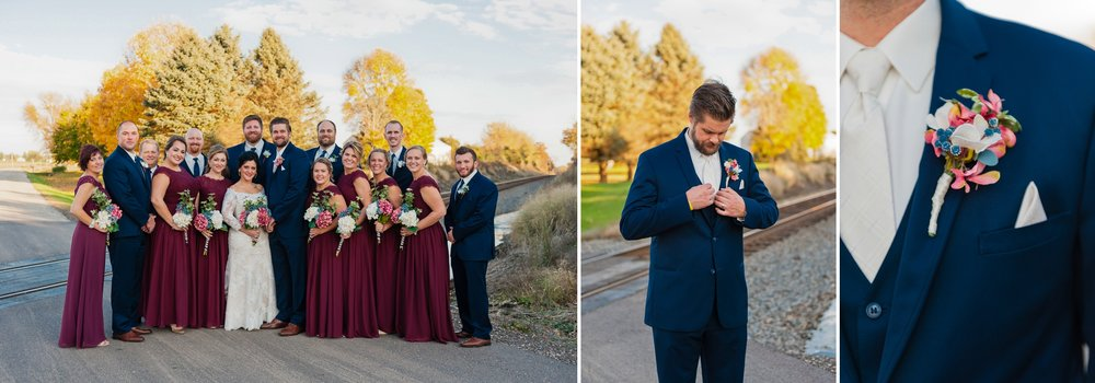 Best Wisconsin Wedding Photographer | Hortonville Opera House