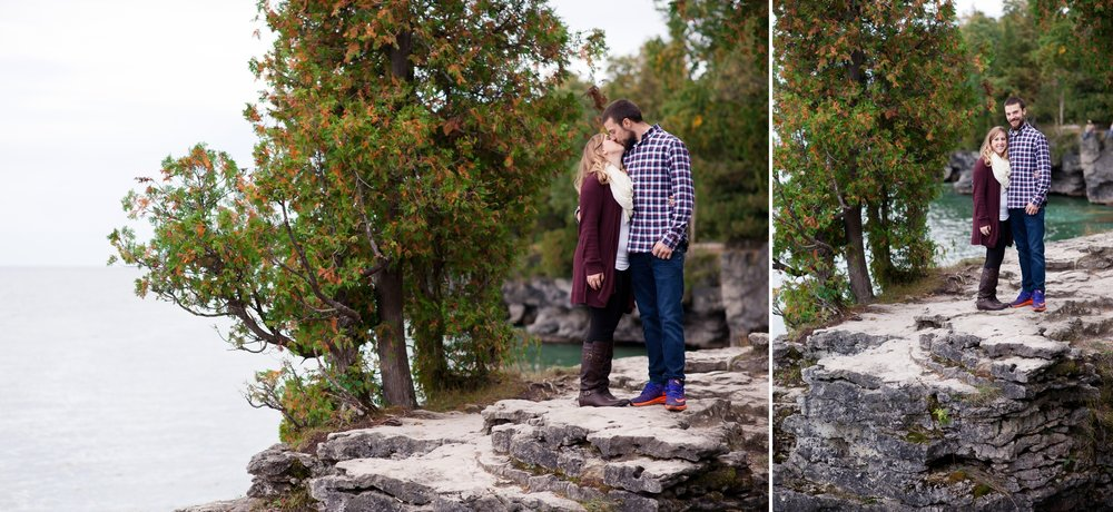 Door County Engagement Photoshoot | KLEM Studios