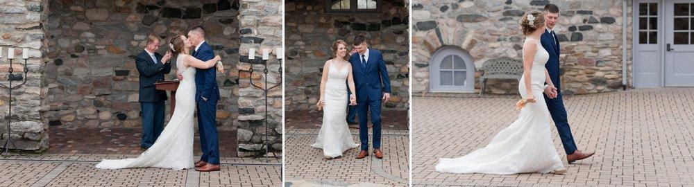 Wisconsin Wedding Photographer, Castle Farms, Michigan   KLEM Studios