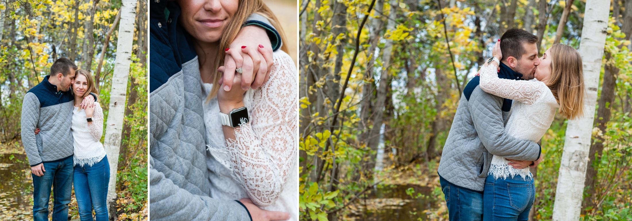 Wisconsin Wedding Photographer, Green Bay Engagement | KLEM Studios