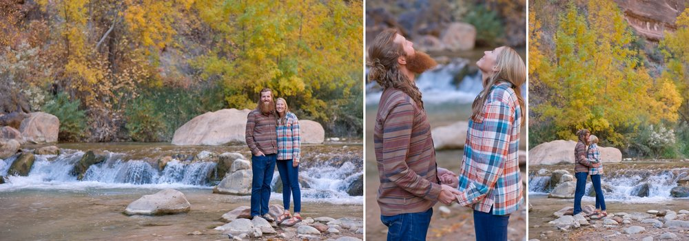 Elope in Zion National Park, Engagement, Wedding Photographer | KLEM Studios