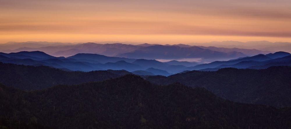 WILDLIFE-FOUNDATION-VA-MOUNTAINS