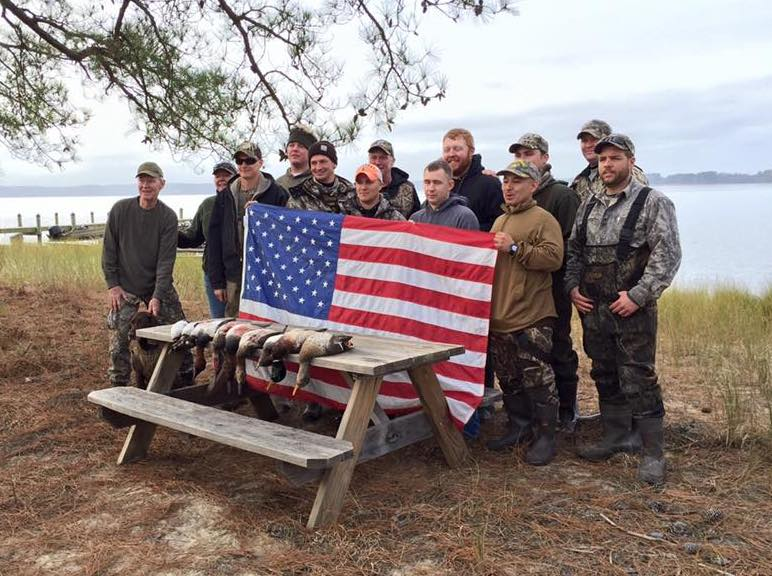 WILDLIFE-FOUNDATION-VA-WOUNDED-WARRIORS