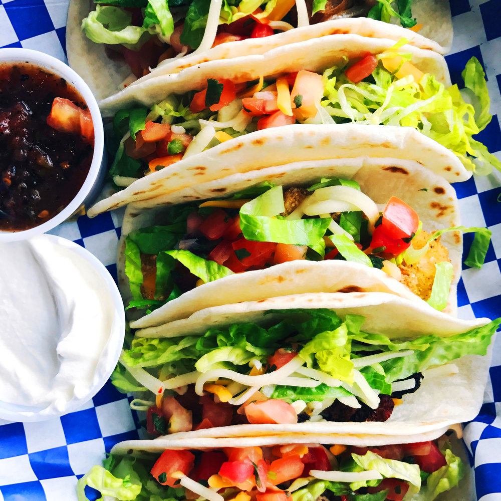 Marriott: Crunch Your Way Through San Diego One Fish Taco at a Time