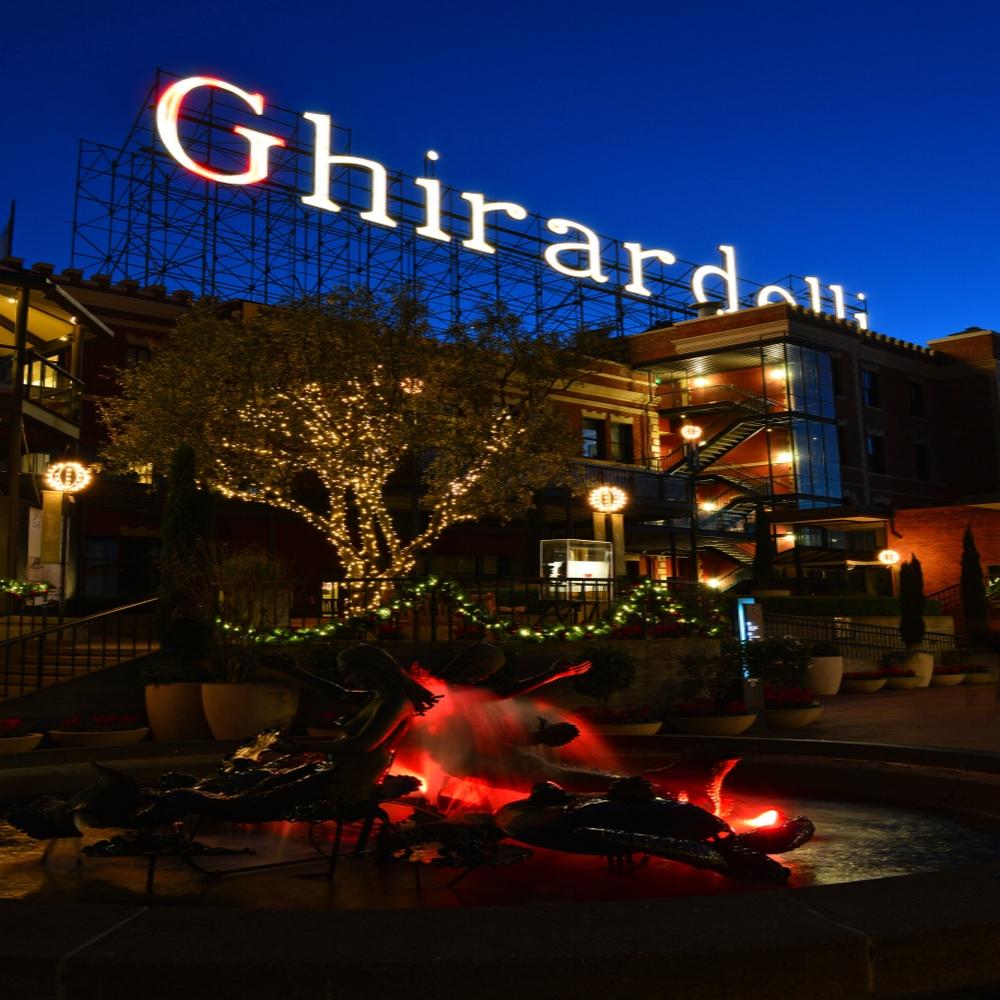 SFinsider: Decadent Indulgence: Ghirardelli Chocolate in San Francisco