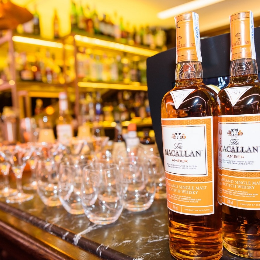 Scotch Whisky Brand Macallan Brings a Chatbot to Facebook
