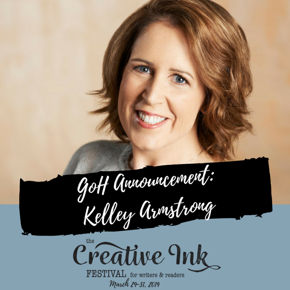 Kelley Armstrong  - 2019 Guest of Honour