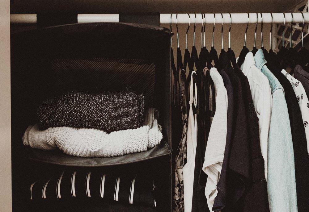 Capsule Wardrobe - spring 2018