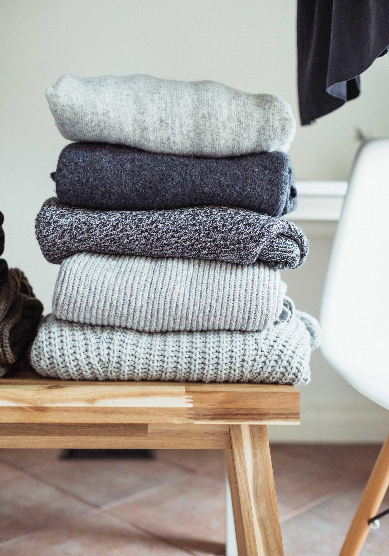 My Top 3 Fabrics - winter edition