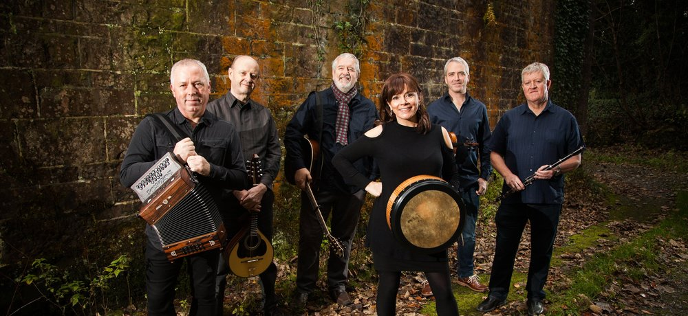 """""""The most compelling, most soulful Irish traditional folk band playing today."""" -Stuart Bailie, NME, UK"""