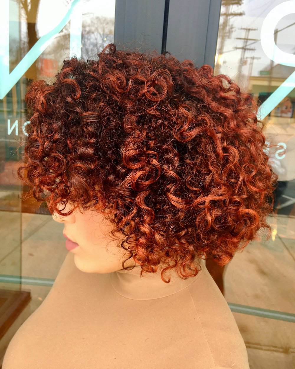 Amarra's red curls.JPG