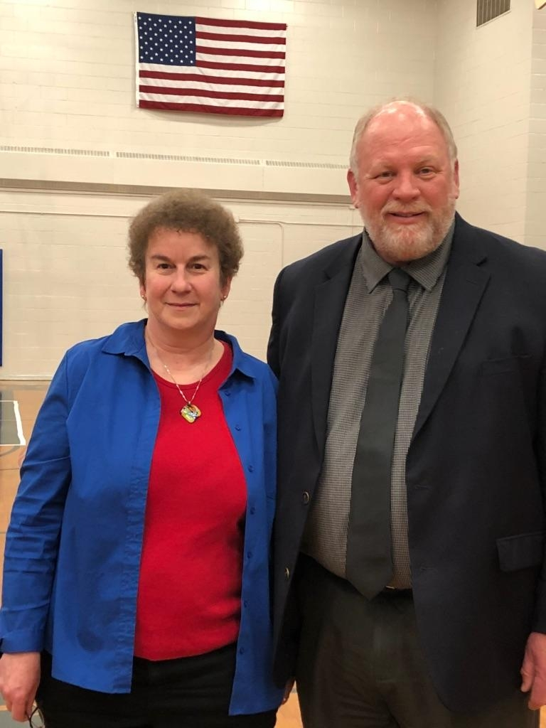 Anita Flowe and Lyle Koenen Endorsed - Anita Flowe (17B) and Lyle Koenen (17A) were endorsed by the DFL to run as the Representatives to the Minnesota HouseMarch 17, 2018