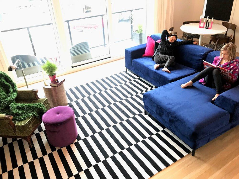 IKEA Kramfors Bemz Simply Velvet Cover
