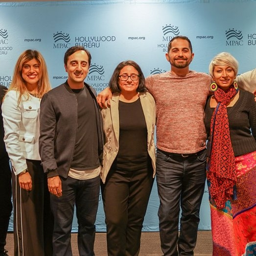 WGF, MPAC Talk Creating Authentic Representation for Muslims and TV - October 19, 2018On Thursday evening, an industry panel featuring writers, actors and practicing entertainment lawyers discussed ways in which Muslims and the Islamic faith have been represented through film and television, as well as offered ideas on how to ensure better and more authentic representation moving forward in the industry.