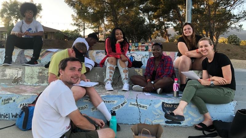 Various Volunteer and Mentorship Program Participants