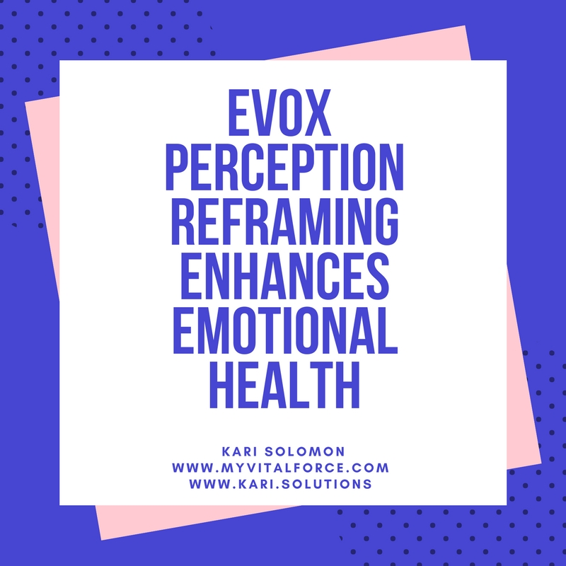 You can feel better, get relief, get clarity today! - Schedule an Evox Session and see for yourself!