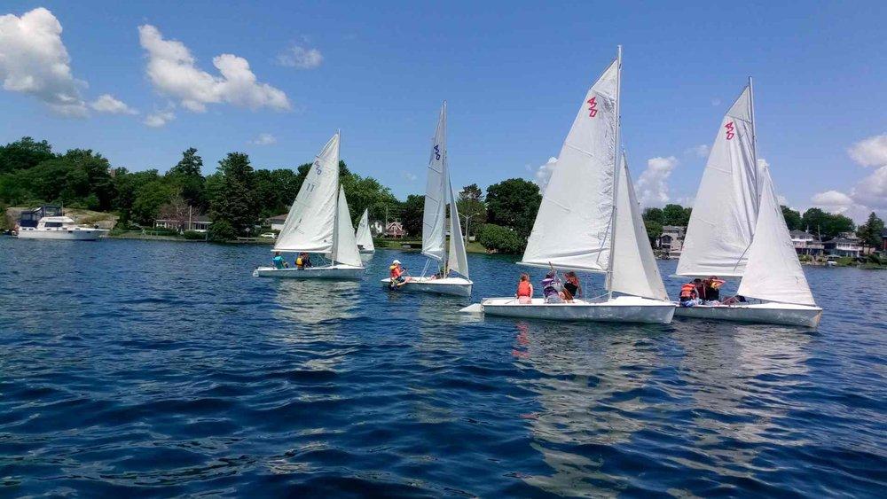 Brockville Yacht Club Sailing School summer sailing school .jpg