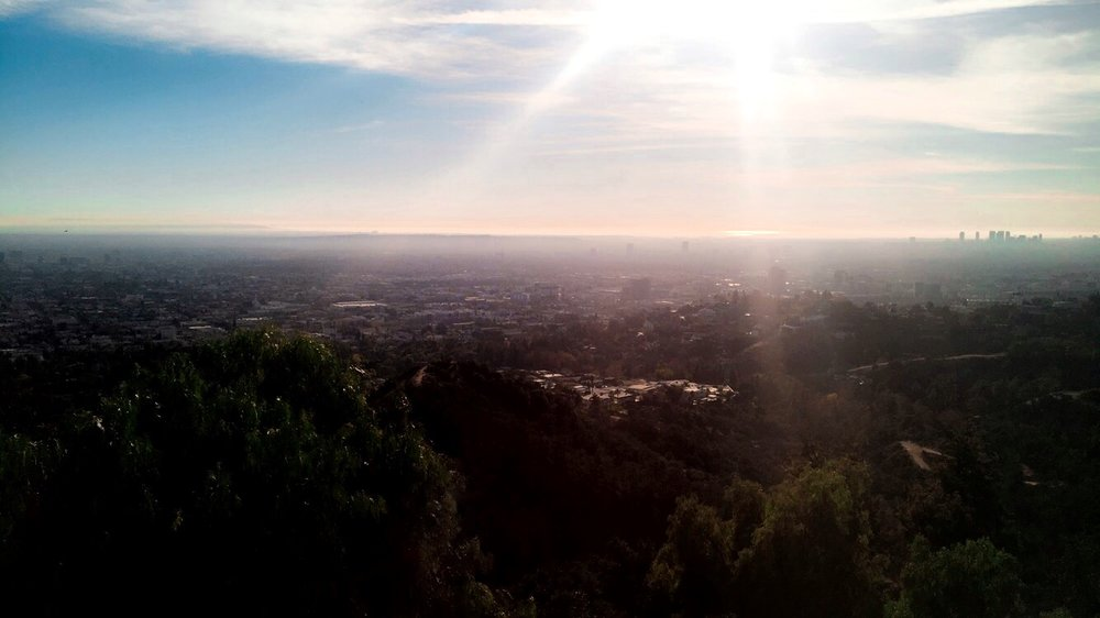 Griffith Observatory  (Los Angeles, California)