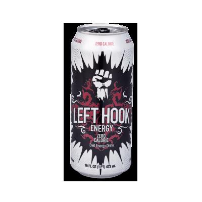 Buy One Get One Free Left Hook Energy Drink