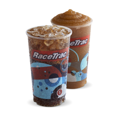 Free Small Frozen or Fountain Drink