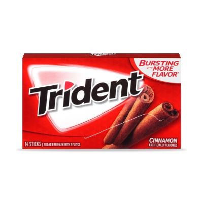 Buy one, get one free Trident - Singles