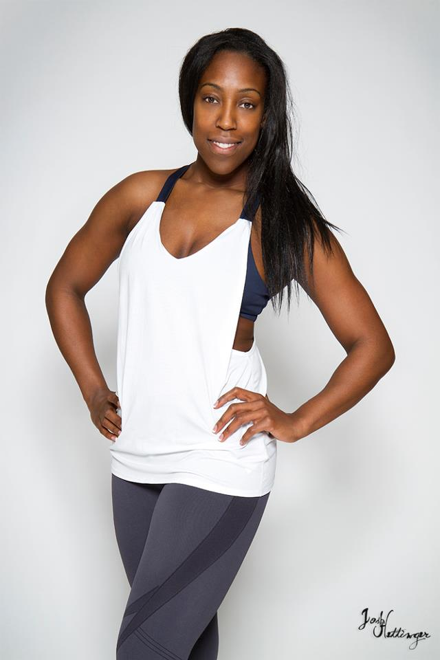 OUR TRAINER - Stephanie McGrew of Infinite Life Fitness