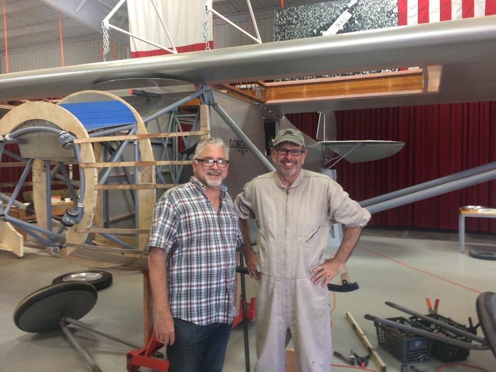 Spirit of St. Louis 2 with Robert Ragazzino.JPG
