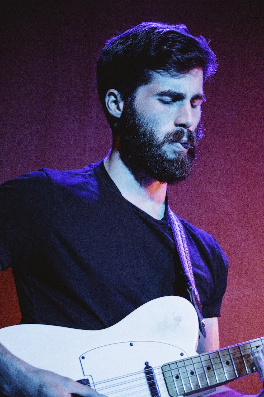 Aaron Mones   Lead/Slide Guitarist