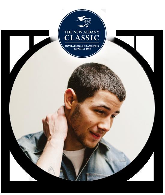 TALENTPROCUREMENT - Nick Jonas xThe New Albany Classic