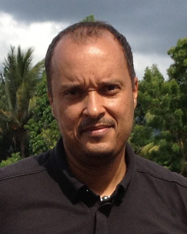 Stéphan Jean-Pierre CRS (Haïti)