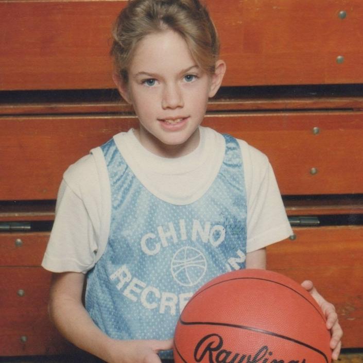 Chino born and raised.