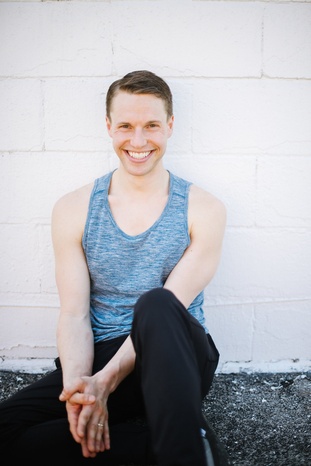 Scott Bartel   Scott started practicing yoga in early 2016 as an extension of his regular workout routine and quickly knew it would become a life long journey. Since then, Scott received his 200-hr Yoga Alliance Certification through Hidden Dragon Yoga and began teaching private and group classes in the OKC area. Positive vibes are at the core of every class Scott teaches, as he encourages students to connect mindful breath to powerful movement, and set intentions that affect positive growth on and off the mat. Come to class prepared to smile and sweat.