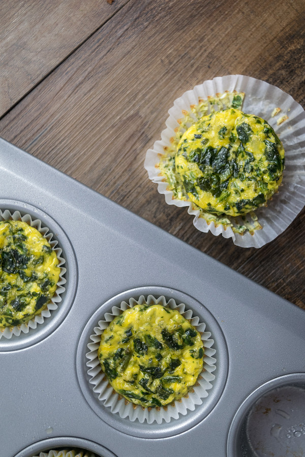 Healthy and easy make-ahead breakfasts for the workday!