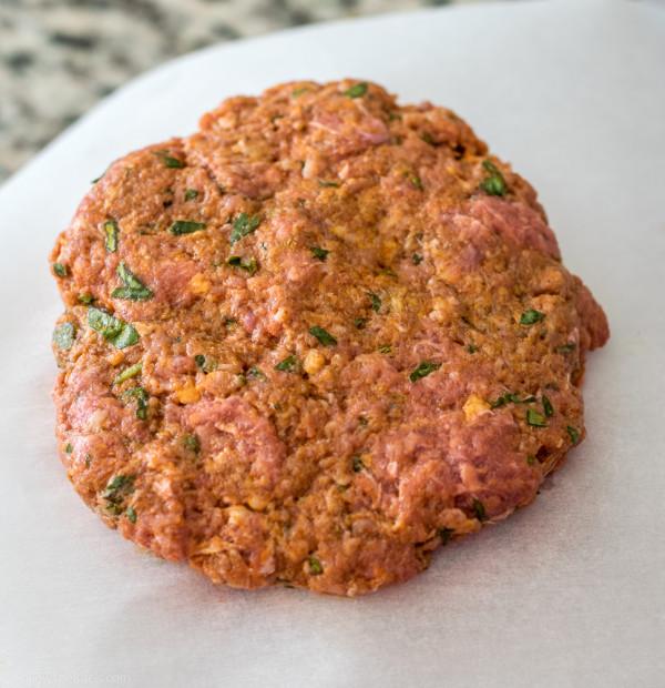 Chorizo Hamburger-4