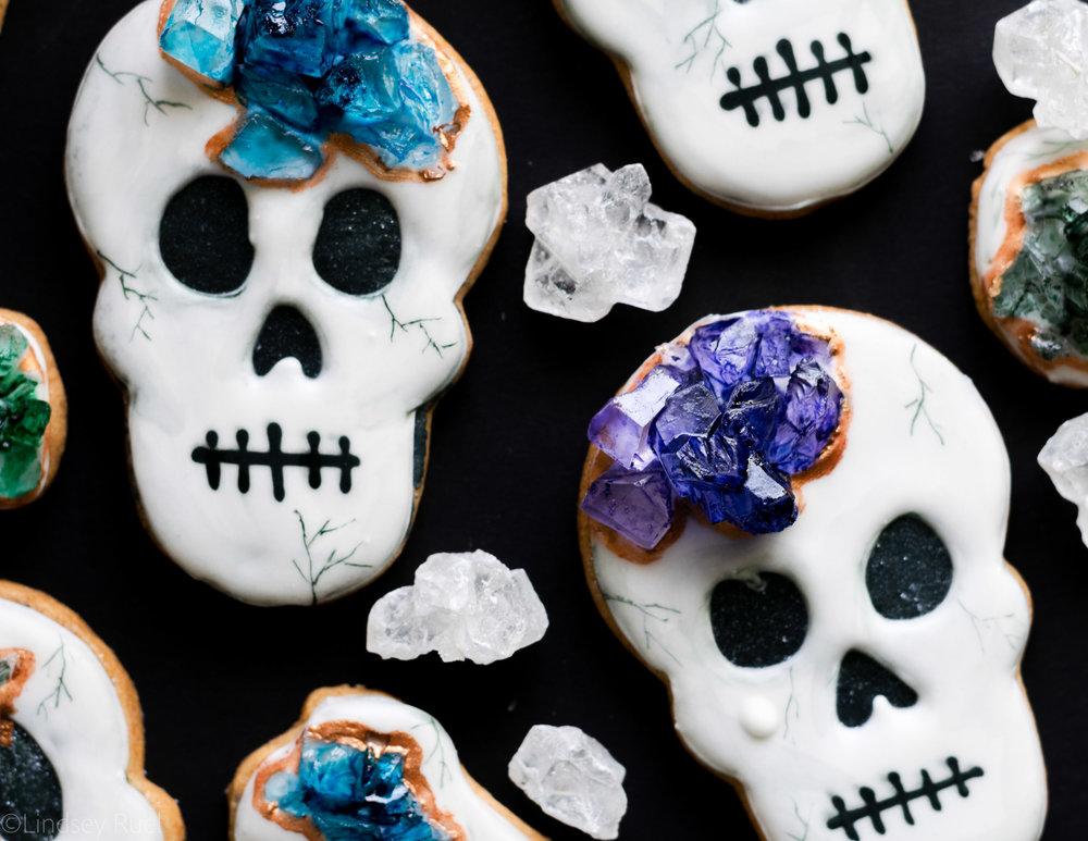 Geode Skull and Bones Cookies-3.jpg