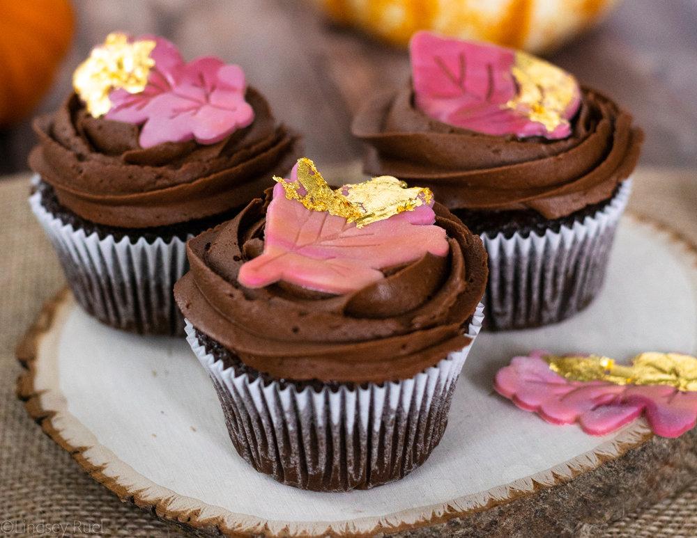 Fondant Fall Leaf Cupcake Toppers-9.jpg