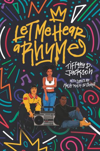 Let Me Hear a Rhymeby Tiffany D. Jackson - In this striking new novel by the critically acclaimed author of Allegedly and Monday's Not Coming, Tiffany D. Jackson tells the story of three Brooklyn teens who plot to turn their murdered friend into a major rap star by pretending he's still alive.Brooklyn, 1998. Biggie Smalls was right: Things done changed. But that doesn't mean that Quadir and Jarrell are cool letting their best friend Steph's music lie forgotten under his bed after he's murdered—not when his rhymes could turn any Bed Stuy corner into a party.With the help of Steph's younger sister Jasmine, they come up with a plan to promote Steph's music under a new rap name: the Architect. Soon, everyone wants a piece of him. When his demo catches the attention of a hotheaded music label rep, the trio must prove Steph's talent from beyond the grave.Release Date: May 21st 2019