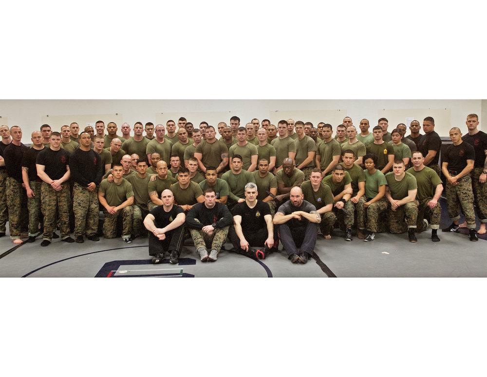 US Marine MCMAP