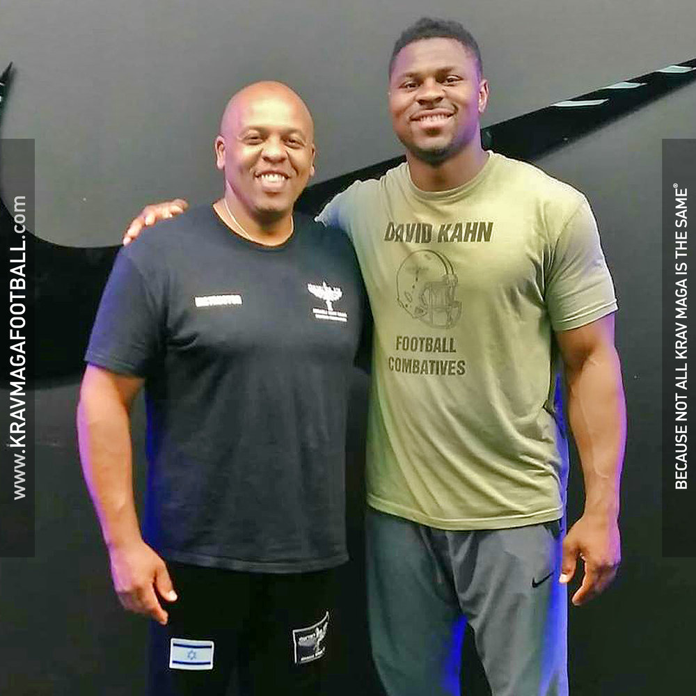 David Kahn Krav Maga Football Combatives: Khalil Mack