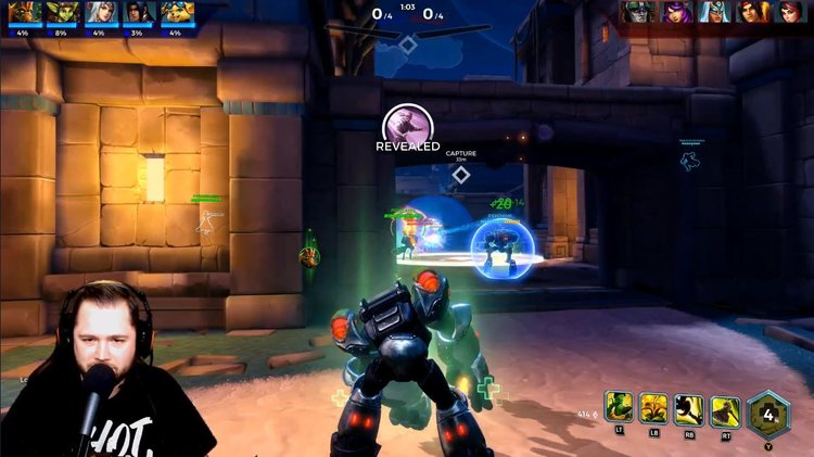 Why I'm Playing Paladins Again — Hardcore Casuals