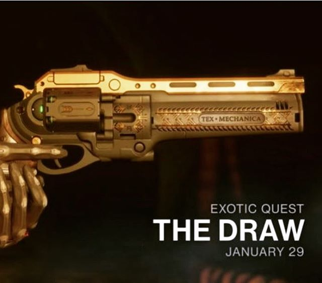 "Excited to introduce a new contributor to the #hccstreaming blog! Fred ""Bostwick"" Serpico (Twitter @F_Serpico)  He writes about his experience with the #destiny2 exotic quest event ""The Draw""  if you are a #destiny #fan you will love this one... Just check our the link in the Bio and look for the Blog! . . . #gamer #game #games #nerd #pcgaming #bungie #xbox #xboxone #ps4 #blog #blogger"