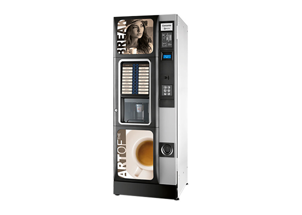 CoFreshUp,咖啡機,熱飲,飲品,方便,快捷,智能,辦公室