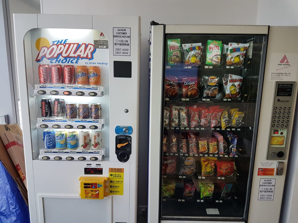 Freshup, vending machine hk, interactive, food, beverage, smart retail, convenient, vending services, professional, corporations, KPMG