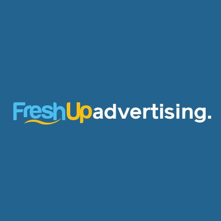 Fresh Up advertising logo.png