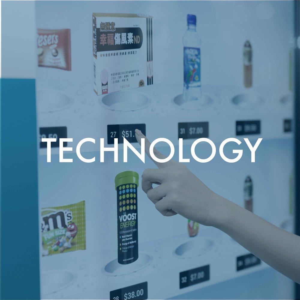 Vending Machine Hong Kong, Smart Vending Machine Hong Kong, Technology Start Up Hong Kong